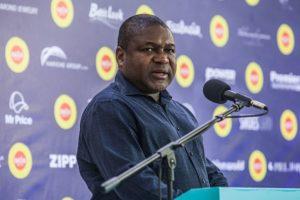 Filipe Jacinto Nyusi, Presidente da República de Moçambique