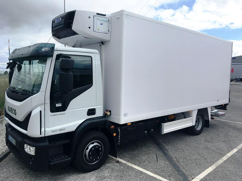 Reta - camião frigorifico 14T monotemperatura_BR