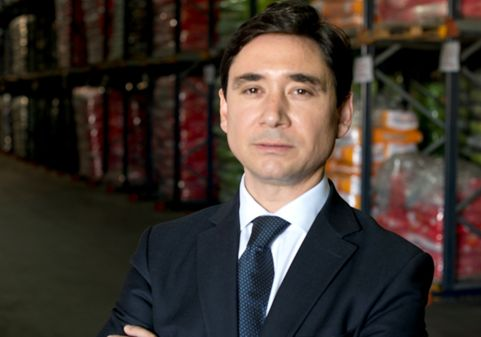António Isidoro, CEO da Soja de Portugal