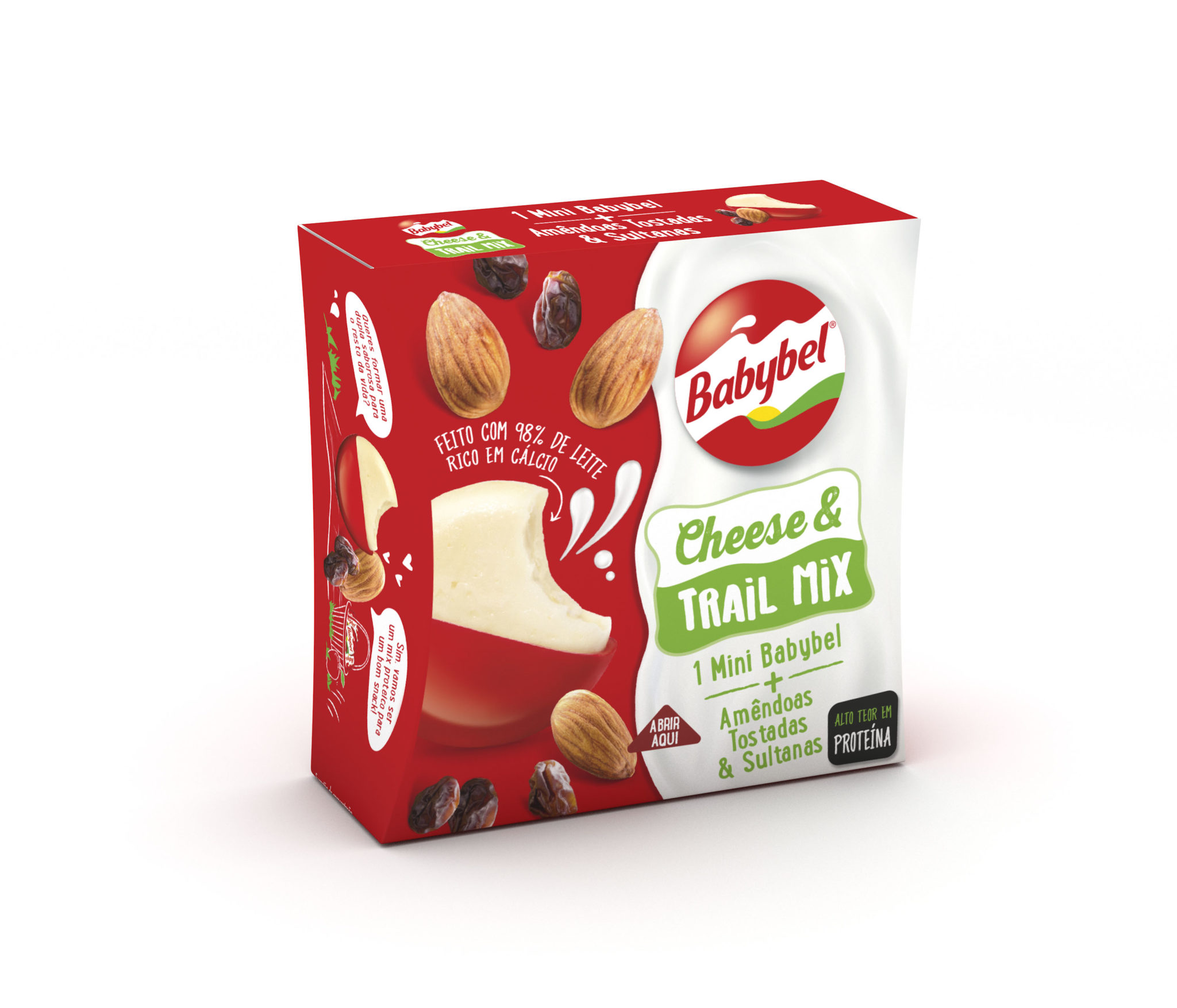 Babybel Cheese & Trail Mix