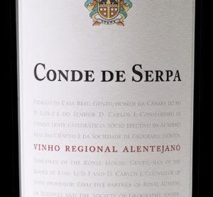 Conde De Serpa Tinto Regional Alentejano
