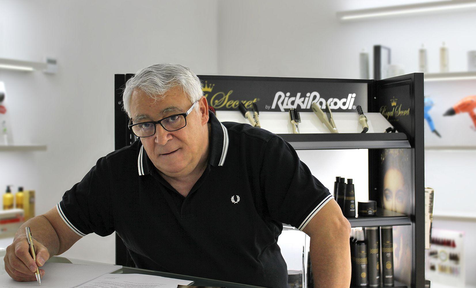 Enrico Parodi edição