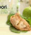 Noori Gyosa de maçã