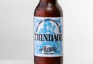 Cerveja Trindade Aurea