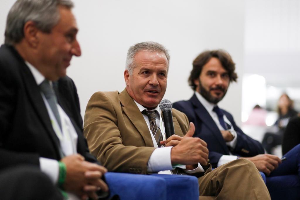Jorge Soares, presidente da Associação Maça de Alcobaça