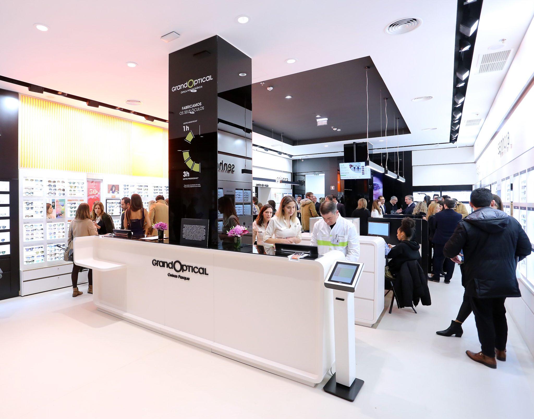 GrandOptical abre sétima loja em Portugal - Hipersuper - Hipersuper 99ae465289