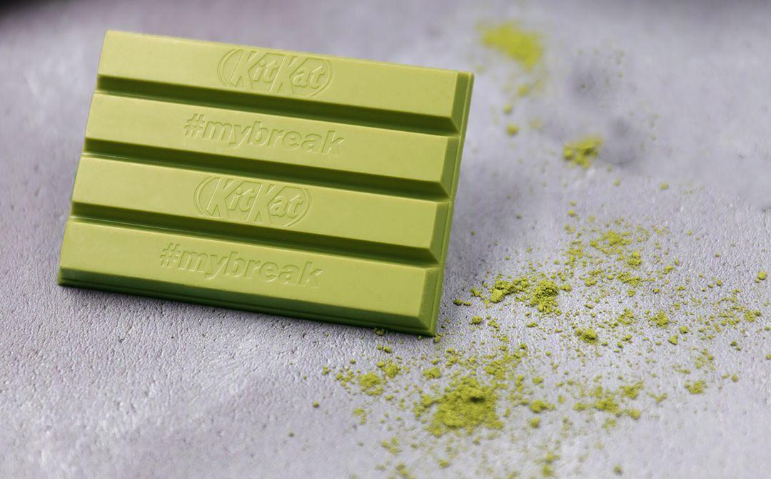KITKAT Green Tea Matcha-Lifestyle