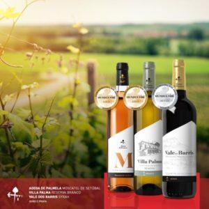 Medalhas Mundus Vini Spring Tasting
