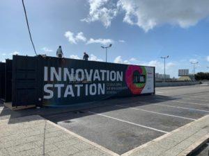Contentor Innovation Station