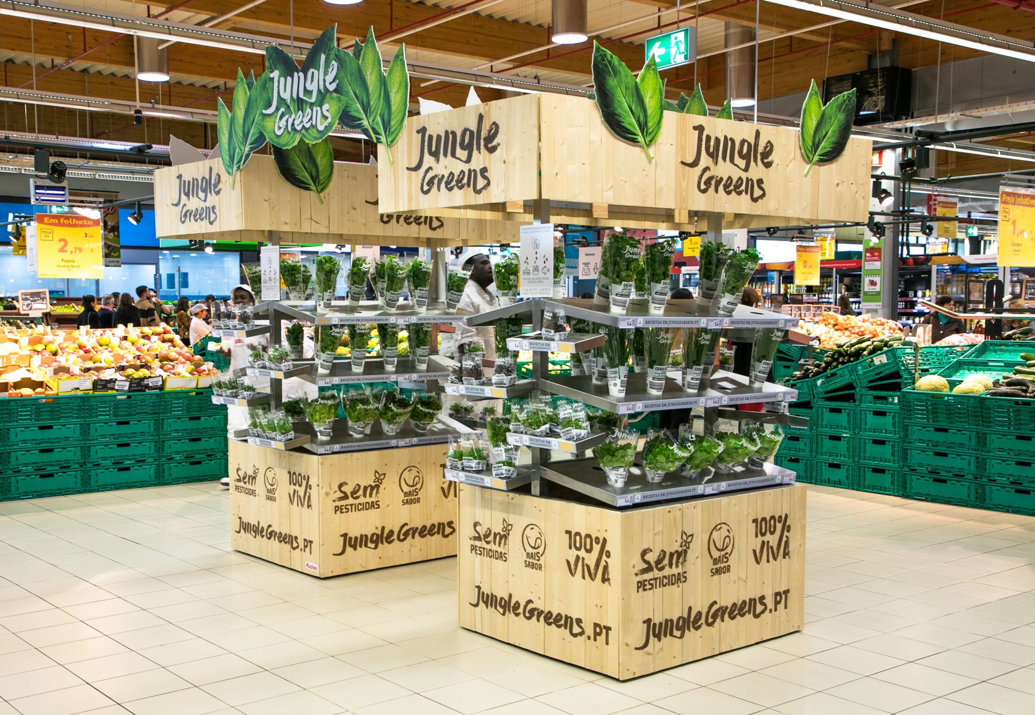 Jungle Greens Auchan Sintra (1)