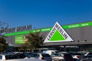 LEROY MERLIN Guimarães_fachada da loja