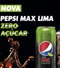 Nova Pepsi MAX Lima