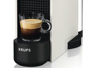 Nespresso Essenza Plus Off White_low