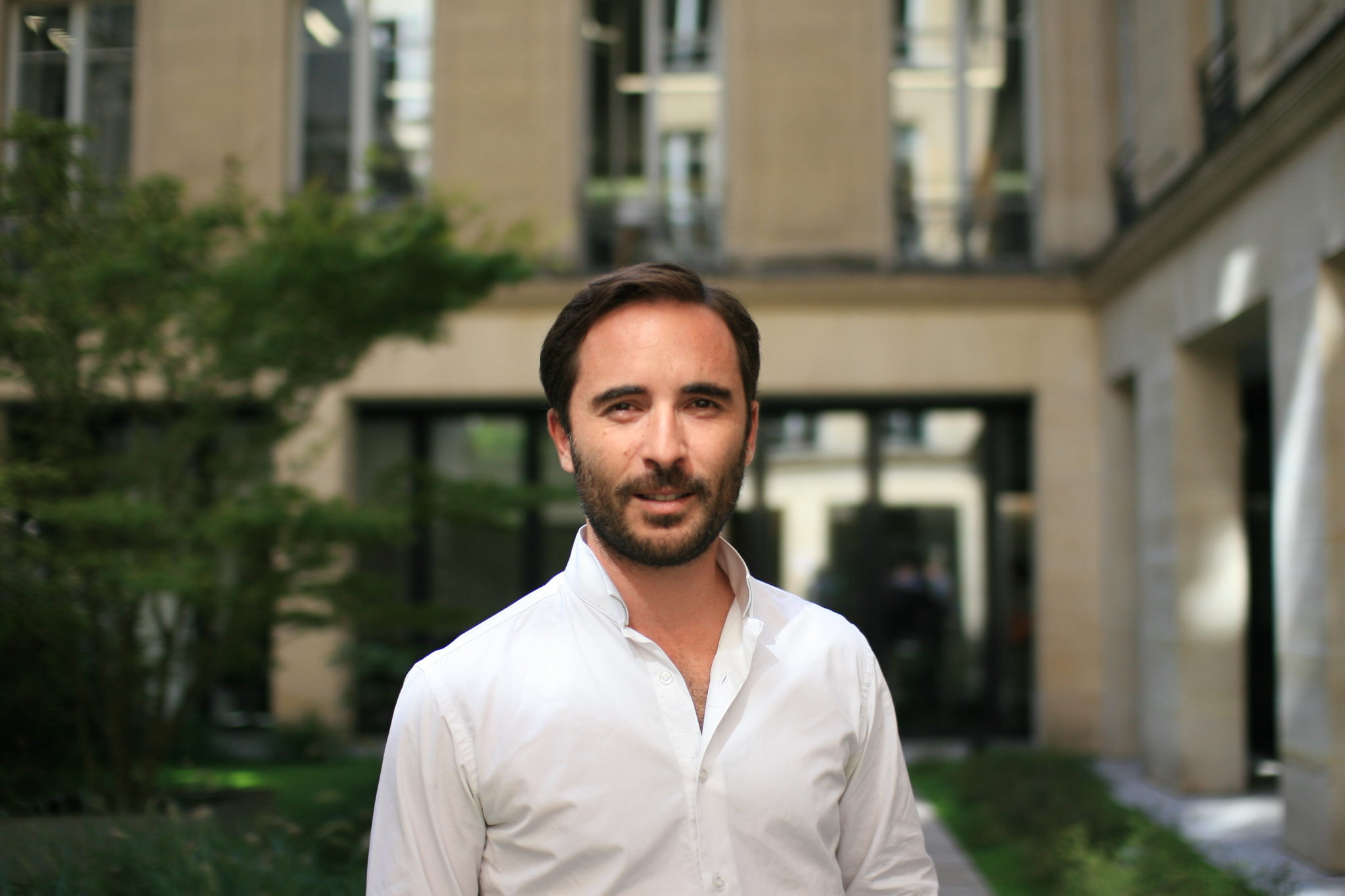 Olivier LEROUX Managing director