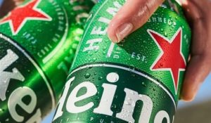Heineken - Lata vertical
