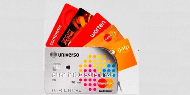 cartão universo