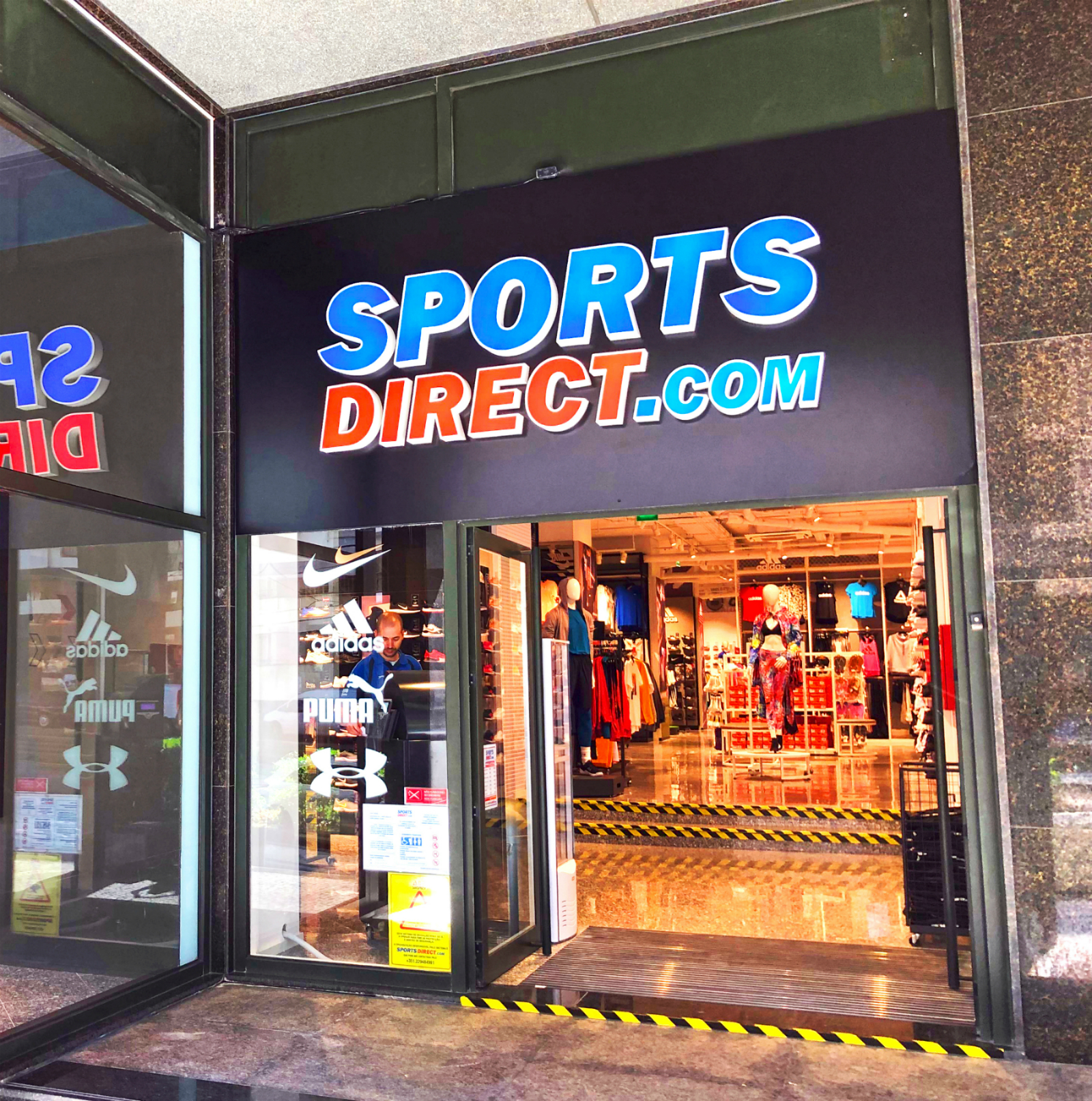 Sports Direct-VNG
