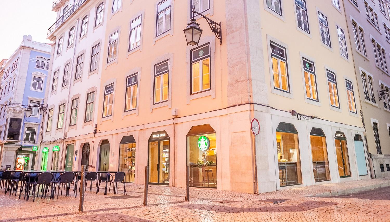 Starbucks-Santa Justa