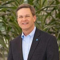 James C. Collins Jr, CEO da Corteva Agriscience