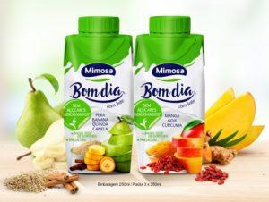 Embalagens Mimosa Bom Dia
