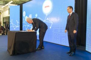 Pacto Mobilidade Empresarial - DHL