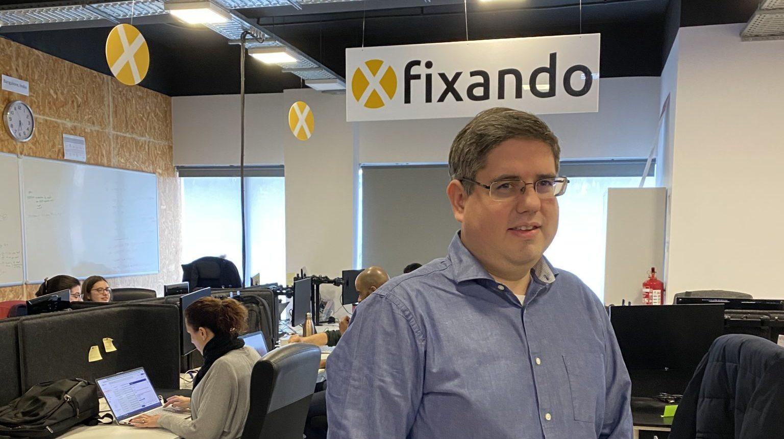 Miguel Mascarenhas, CEO da Fixando