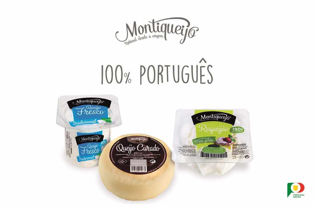 Selo Portugal Sou eu Montiqueijo