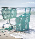 araven recycled baskets carts trolleys oceanis