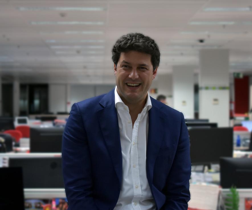 Ricardo Álvarez acaba de ser nomeado diretor-geral da DIA Espanha
