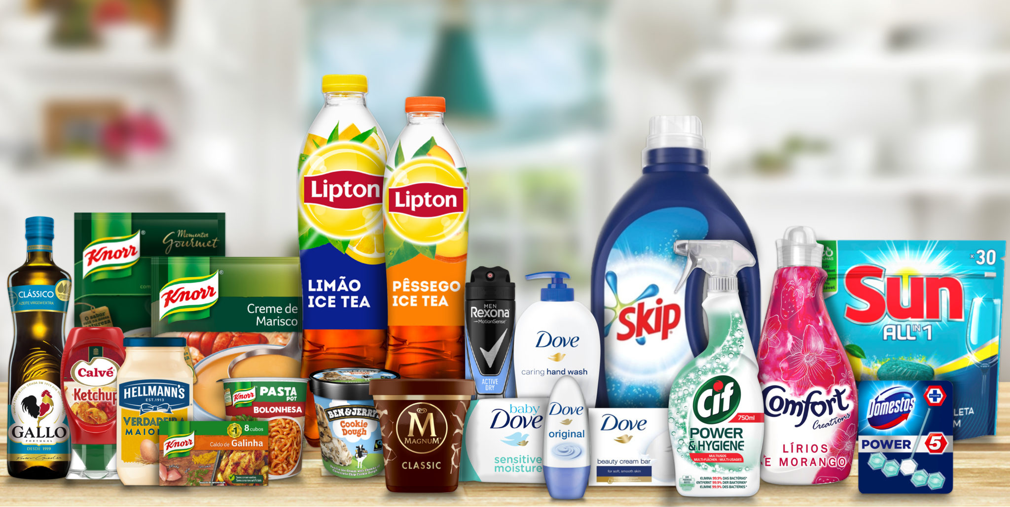 Loja Unilever
