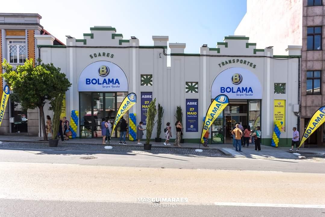 BOLAMA CONDE MARGARIDE