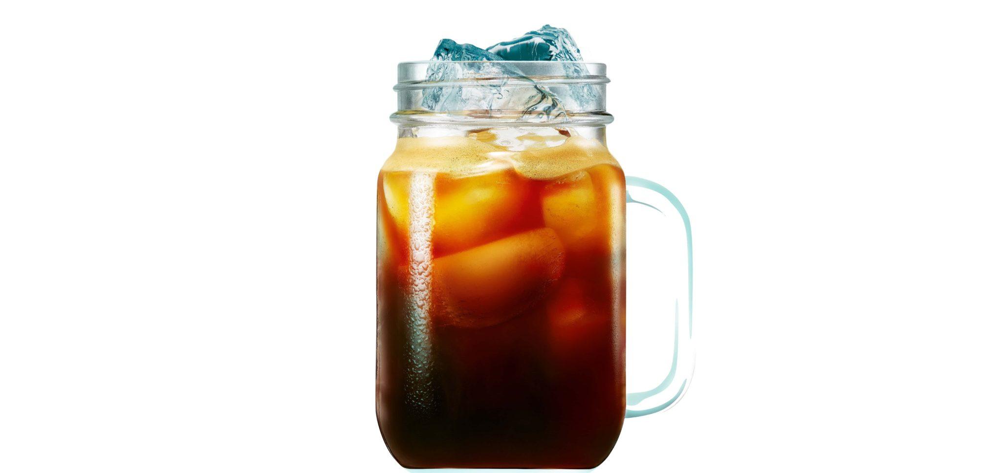 Cold Brew Chávena com Gelo