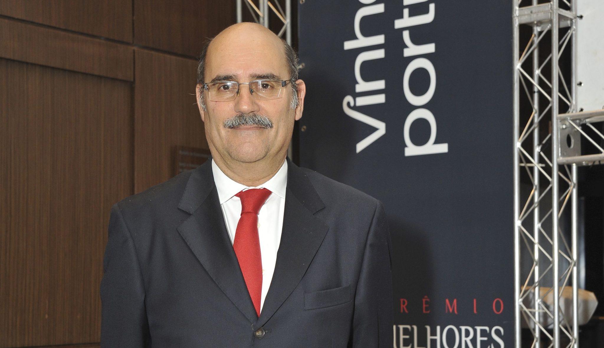 Jorge Monteiro, presidente da Associação de Vinhos e Espirituosas de Portugal