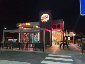 Burger King Mafra