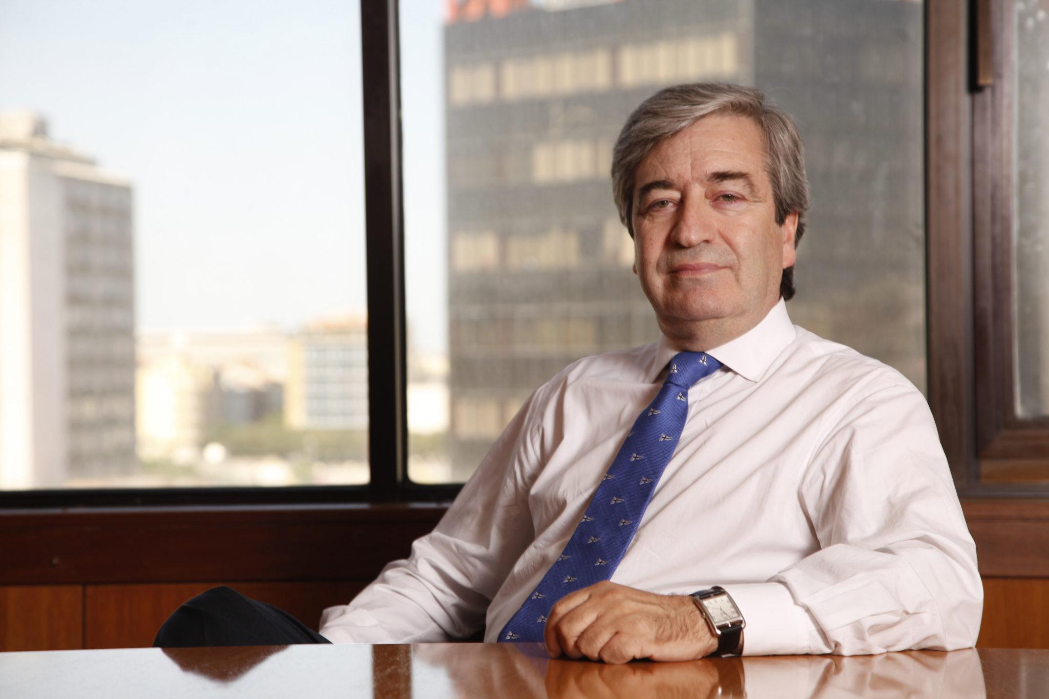 António Sampaio de Mattos, presidente da APCC
