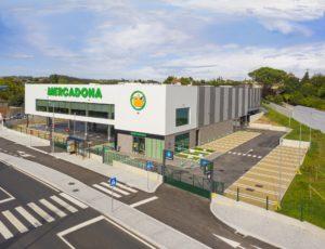 Supermercado Mercadona Trofa