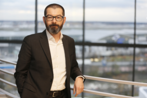 Cyrille Bonjean, head of land transport europe da DB Schenker
