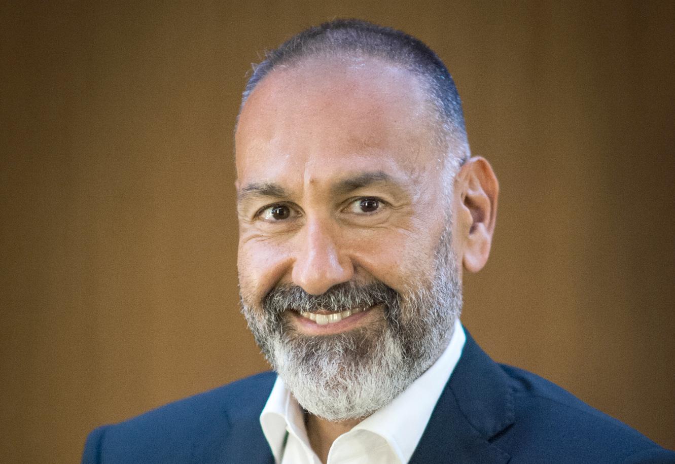 Luca Rossi, Vice Presidente EKA