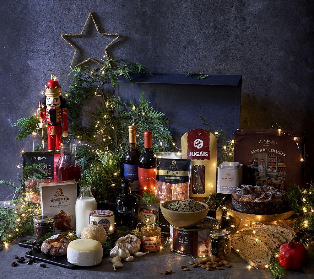 Cabaz Jantar Natal Jugais 62022