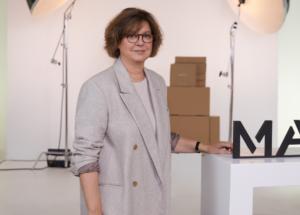 Elena Carasso, diretora de online e cliente da Mango