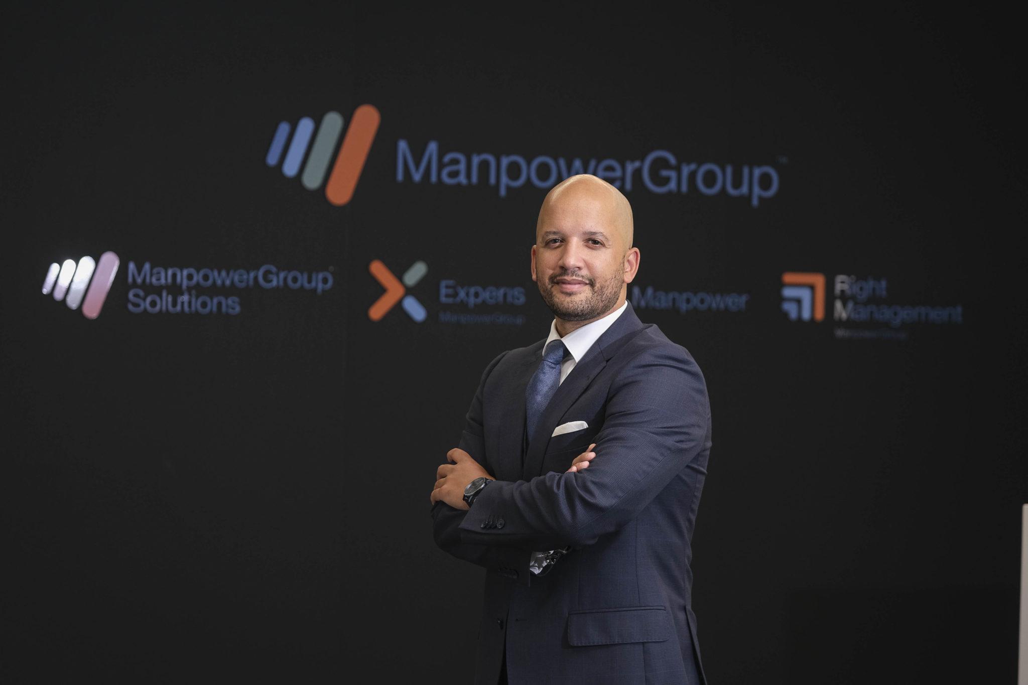 Vítor Antunes, managing director da Manpower Portugal