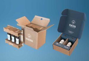 Bottle-packaging