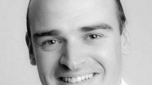 Mark Wilson, global business improvement director client services do grupo Ocado