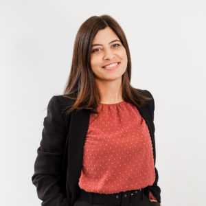 Teresa Fernandes, nacional senior manager de recrutamento e seleção especializados da Multipessoal