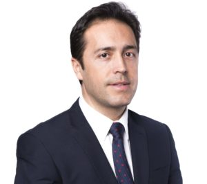 Carlos Gomes, iberia general manager da Sensormatic Solution