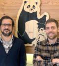 Fernando Ribeiro e Nuno Catarino, cofundadores da The Bam&Boo