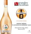 Prémio Escolha Imprensa 2020 Dona Aninhas 2019