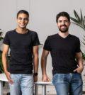 Rui Bento e Nuno Rodrigues, co-fundadores da startup portuguesa Kitch