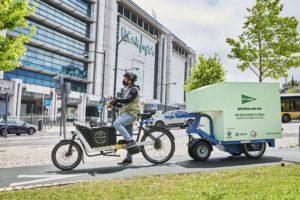 Entregas Bicicleta Eléctrica