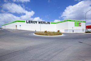 LEROY MERLIN Alta de Lisboa - Fachada Exterior